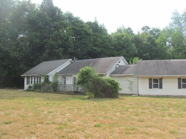 2575 W Offield Monument Road Crawfordsville, IN 47933 | MLS 21660531