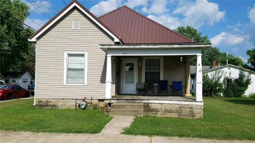 1130 N Willow Street Rushville, IN 46173 | MLS 21660563