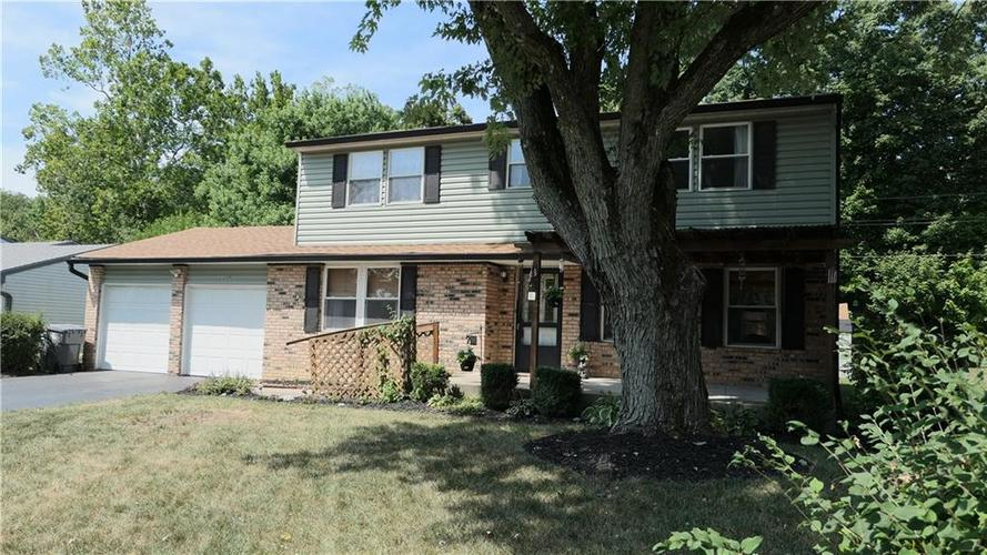 5538 Pappas Drive Indianapolis IN 46237 | MLS 21660610 | photo 1