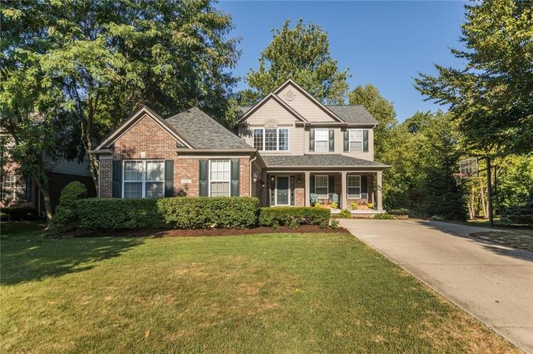 6548 Briarwood Place Zionsville, IN 46077 | MLS 21660629 | photo 1