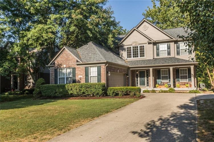 6548 Briarwood Place Zionsville, IN 46077 | MLS 21660629 | photo 2