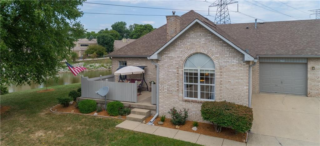 5822 Quail Chase Drive Indianapolis, IN 46237   MLS 21660637   photo 2