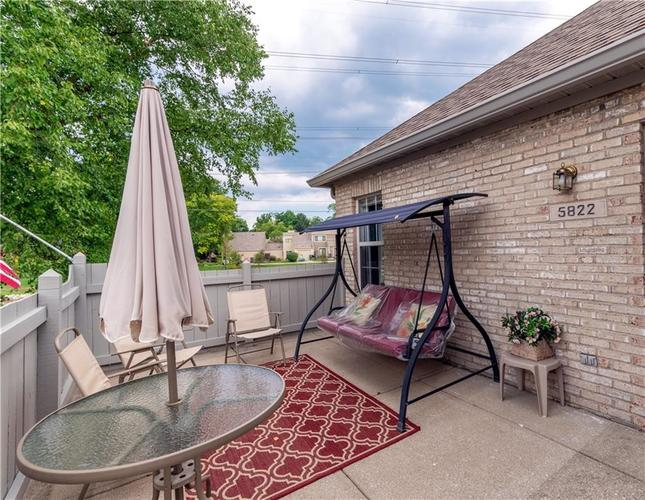 5822 Quail Chase Drive Indianapolis, IN 46237   MLS 21660637   photo 6