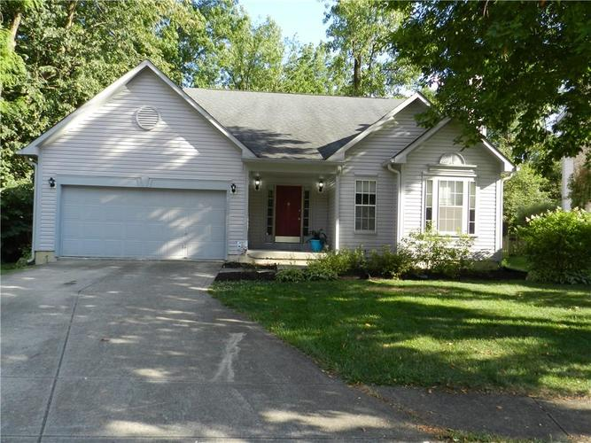 3619  Crickwood Court Indianapolis, IN 46268   MLS 21660673