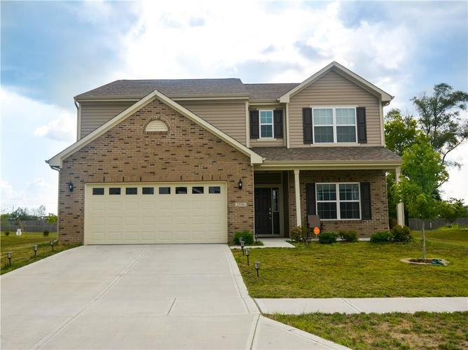 2596 Sungold Trail Greenwood, IN 46143 | MLS 21660724 | photo 1