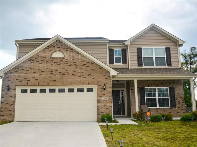 2596 Sungold Trail Greenwood, IN 46143 | MLS 21660724 | photo 2