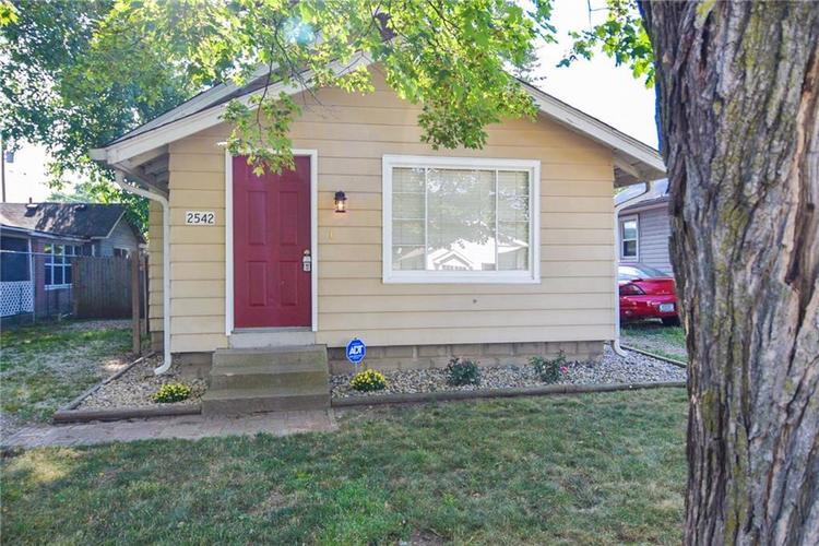 2542 S Mcclure Street Indianapolis, IN 46241 | MLS 21660729 | photo 1