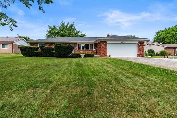 8248 E 11TH Street Indianapolis, IN 46219 | MLS 21660753