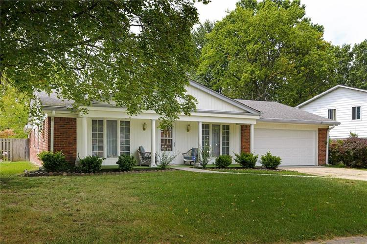 1114 N GIBSON Avenue Indianapolis, IN 46219 | MLS 21660756 | photo 1