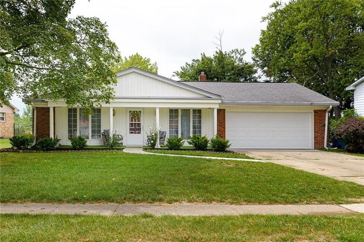 1114 N GIBSON Avenue Indianapolis, IN 46219 | MLS 21660756 | photo 2