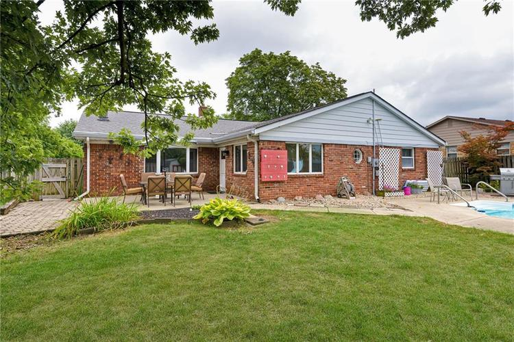 1114 N GIBSON Avenue Indianapolis, IN 46219 | MLS 21660756 | photo 26