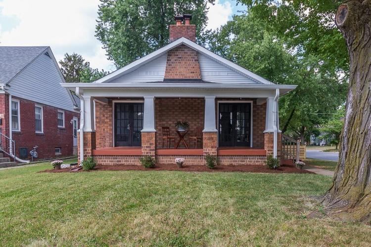 5236 E 10th Street Indianapolis IN 46219 | MLS 21660763 | photo 1