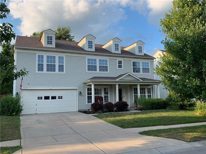 12524  Courage Crossing Fishers, IN 46037 | MLS 21660779