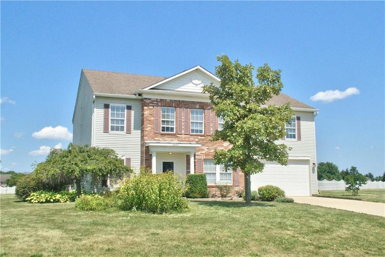 2326 E WATER WHEEL Drive Greenfield, IN 46140 | MLS 21660793