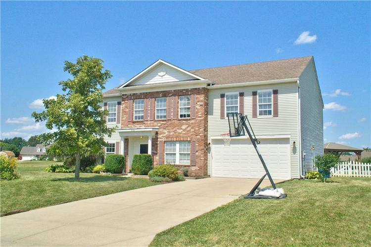2326 E WATER WHEEL Drive Greenfield, IN 46140 | MLS 21660793 | photo 2