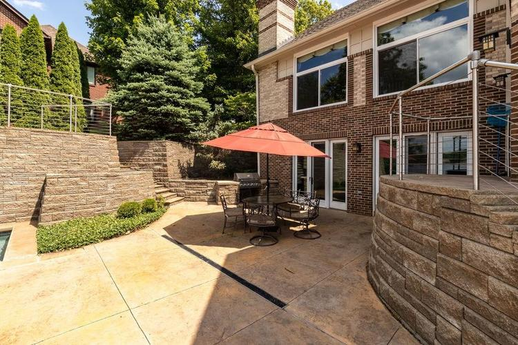 8211 Lake Springs Court Indianapolis, IN 46236 | MLS 21660855 | photo 37