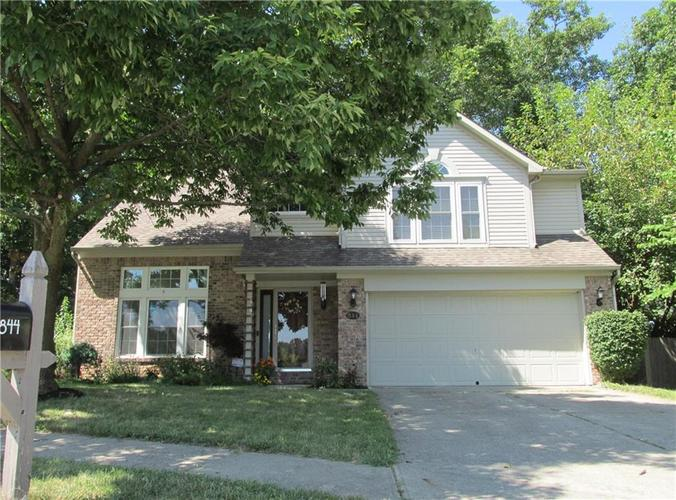 844  Charter Woods Drive Indianapolis, IN 46224 | MLS 21660859