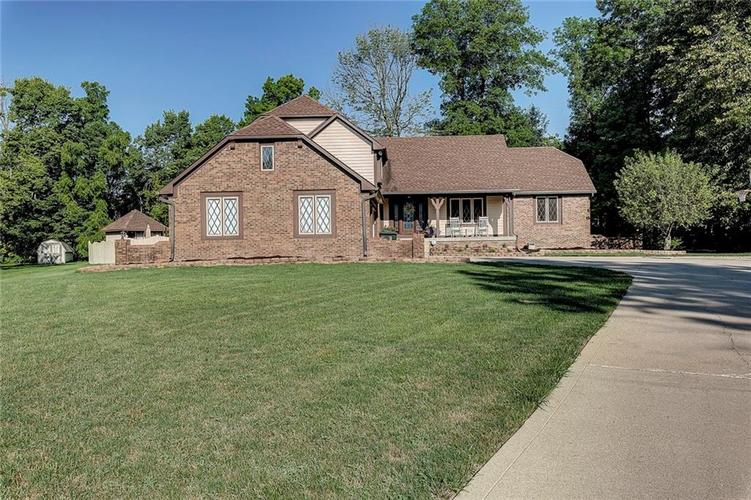 7452 W Creekside Court New Palestine, IN 46163 | MLS 21660921 | photo 1