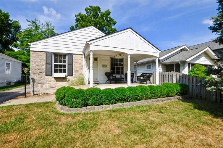6180 Kingsley Drive Indianapolis, IN 46220 | MLS 21660935 | photo 1