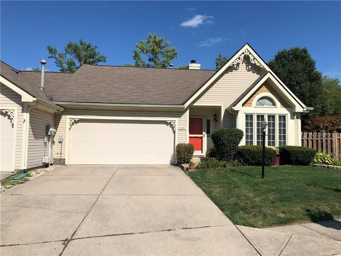 9225 Aintree Drive Indianapolis, IN 46250   MLS 21660964   photo 1