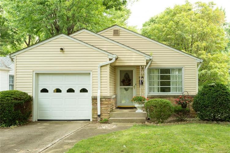 4528  Wentworth Boulevard Indianapolis, IN 46201 | MLS 21661031