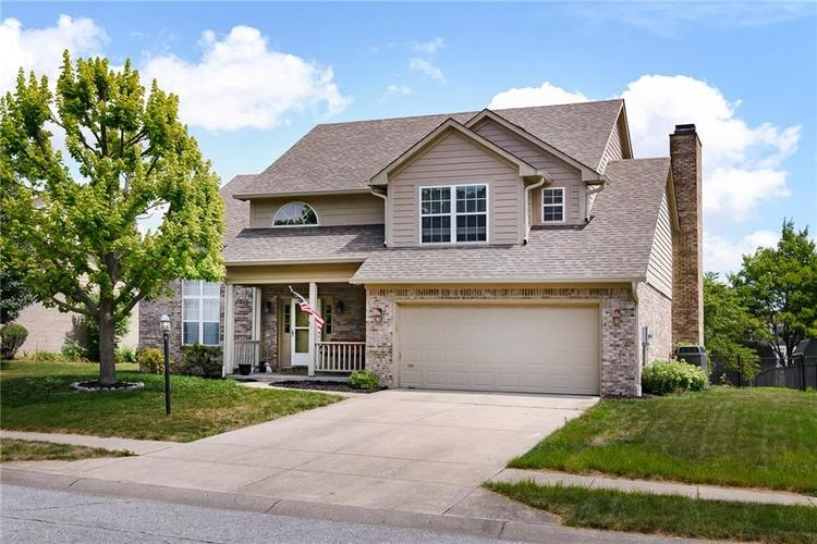 7639  Santolina Drive Indianapolis, IN 46237 | MLS 21661034