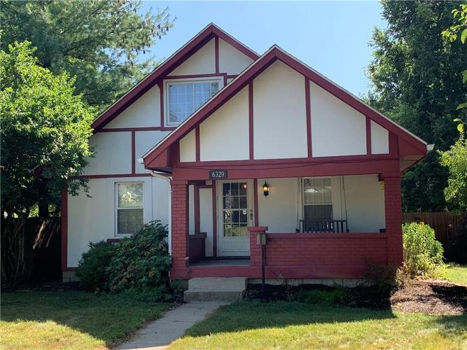6329  BROADWAY Street Indianapolis, IN 46220 | MLS 21661119