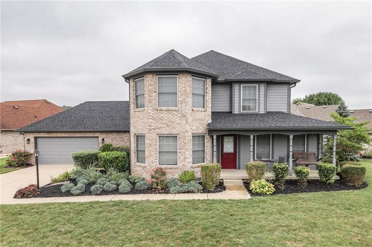 7702 Donnehan Court Indianapolis, IN 46217 | MLS 21661164 | photo 1