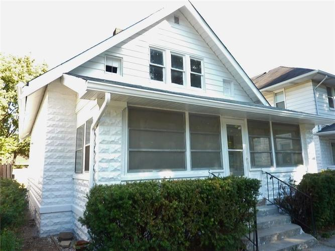 102 W SOUTHERN Avenue Indianapolis, IN 46225   MLS 21661169   photo 1