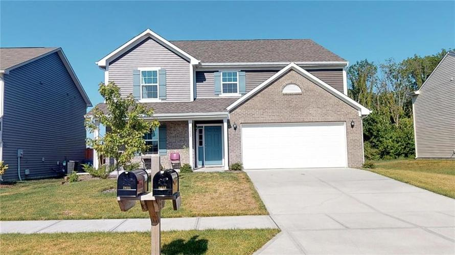 2628 Pumpkin Patch Lane Indianapolis, IN 46229 | MLS 21661275 | photo 1