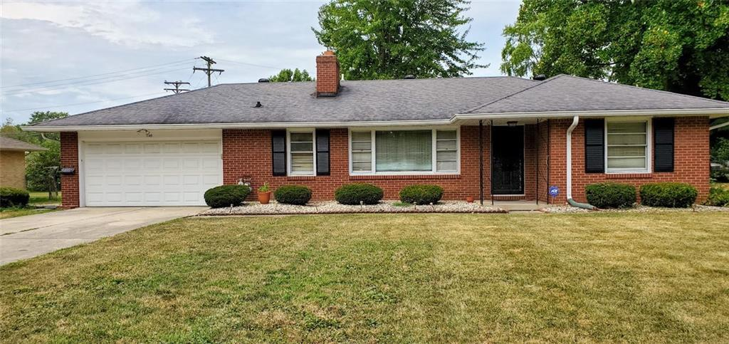 1143  Sunnymead Drive Anderson, IN 46011 | MLS 21661283