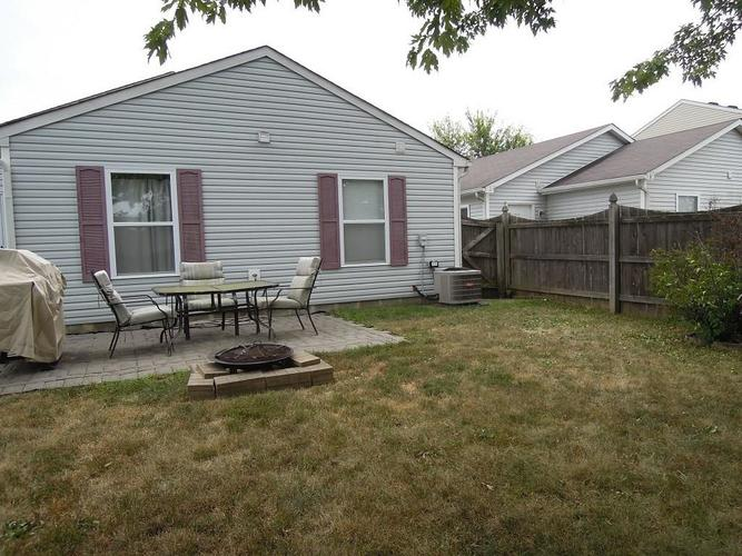 10688 Glenayr Drive Camby, IN 46113 | MLS 21661334 | photo 25