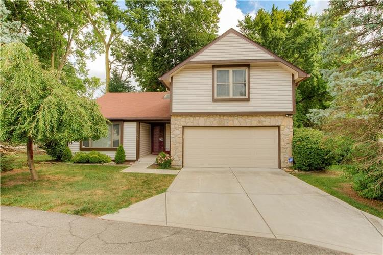 7866  Eagle Valley Pass Indianapolis, IN 46214 | MLS 21661341