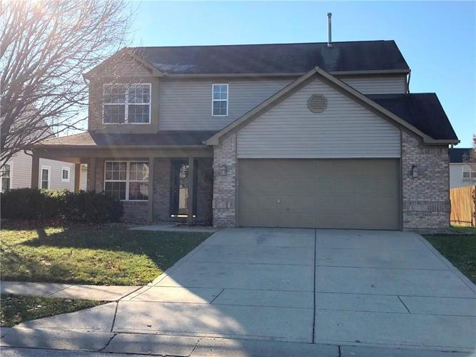 6101 E Newberry Court Camby, IN 46113 | MLS 21661361