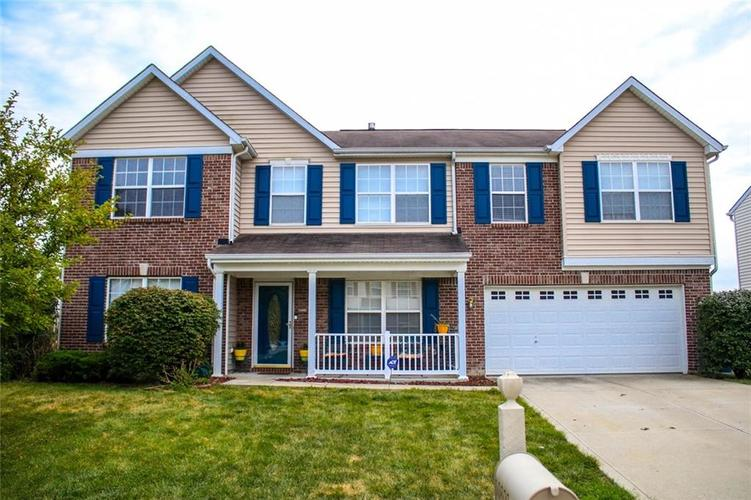 10809  SPRING GREEN Drive Indianapolis, IN 46229 | MLS 21661372