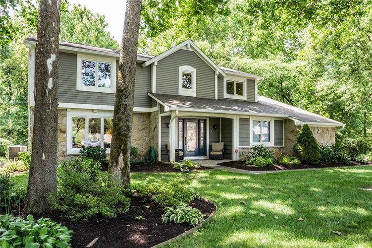 519 CANTERBURY Court Noblesville, IN 46060 | MLS 21661401 | photo 2