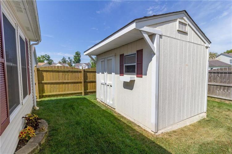 784 Runnymede Drive Greenfield, IN 46140   MLS 21661449   photo 27