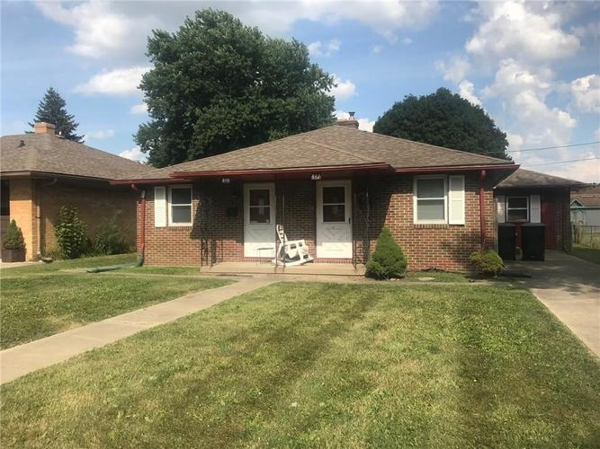 812  Alhambra  Anderson, IN 46012 | MLS 21661465