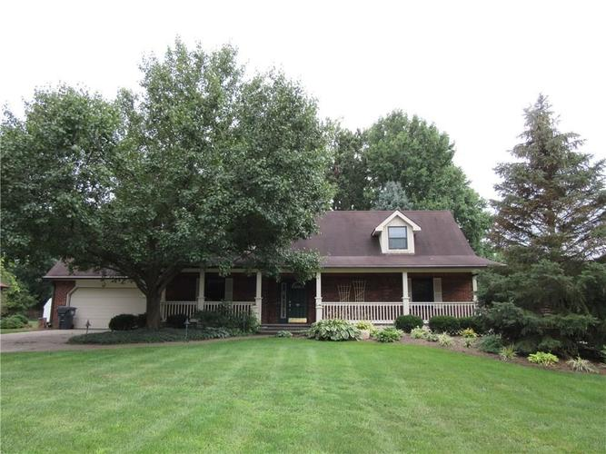 4171 W Fairview Road Greenwood, IN 46142 | MLS 21661475 | photo 1