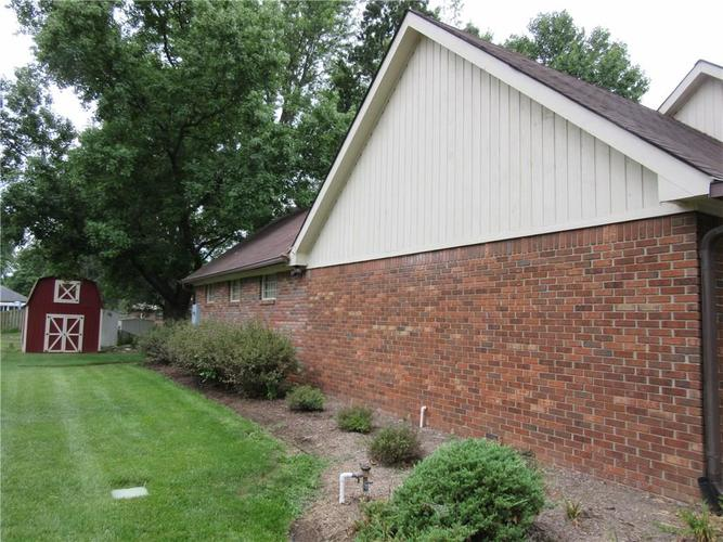 4171 W Fairview Road Greenwood, IN 46142 | MLS 21661475 | photo 7