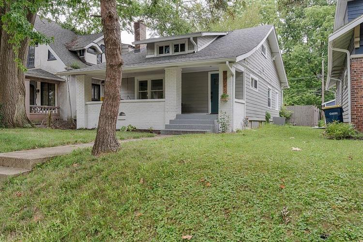 4245 SUNSET Avenue Indianapolis, IN 46208 | MLS 21661539 | photo 1