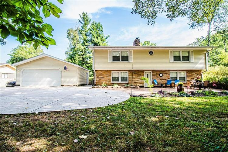 7652  Hillcrest Drive Mooresville, IN 46158   MLS 21661559
