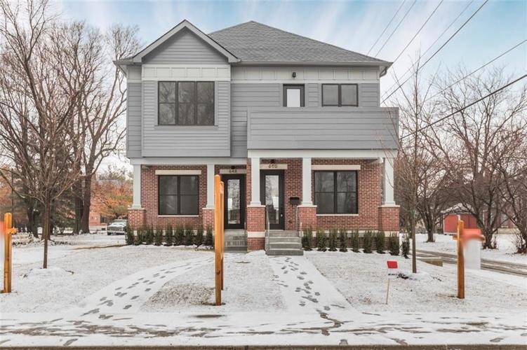 650 E 13th Street Indianapolis, IN 46204 | MLS 21661564 | photo 1