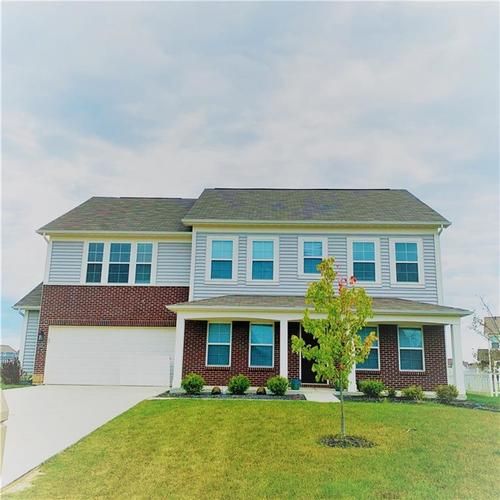 6244 N Woodbury Drive McCordsville, IN 46055 | MLS 21661570 | photo 1
