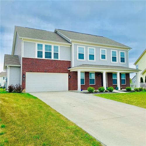 6244 N Woodbury Drive McCordsville, IN 46055 | MLS 21661570 | photo 2