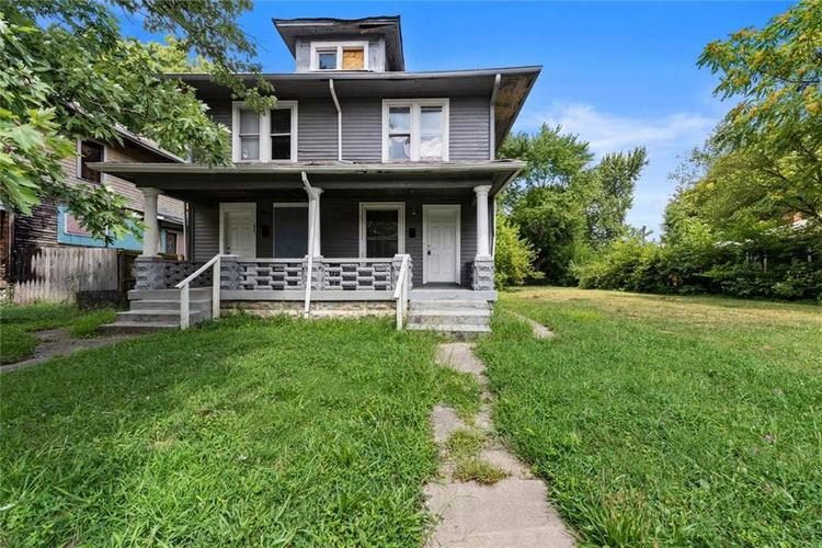 622  Udell Street Indianapolis, IN 46208 | MLS 21661586