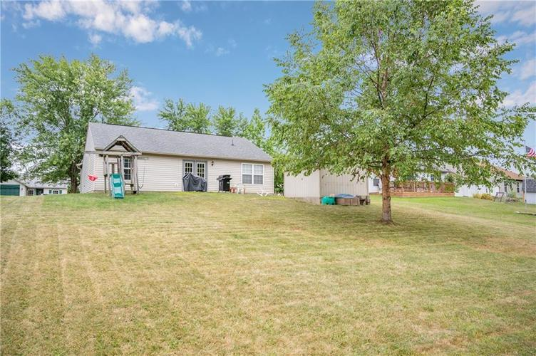 996 CANARY CREEK Drive Franklin, IN 46131   MLS 21661599   photo 16