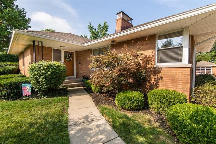 320 N Kitley Avenue Indianapolis IN 46219 | MLS 21661666 | photo 1