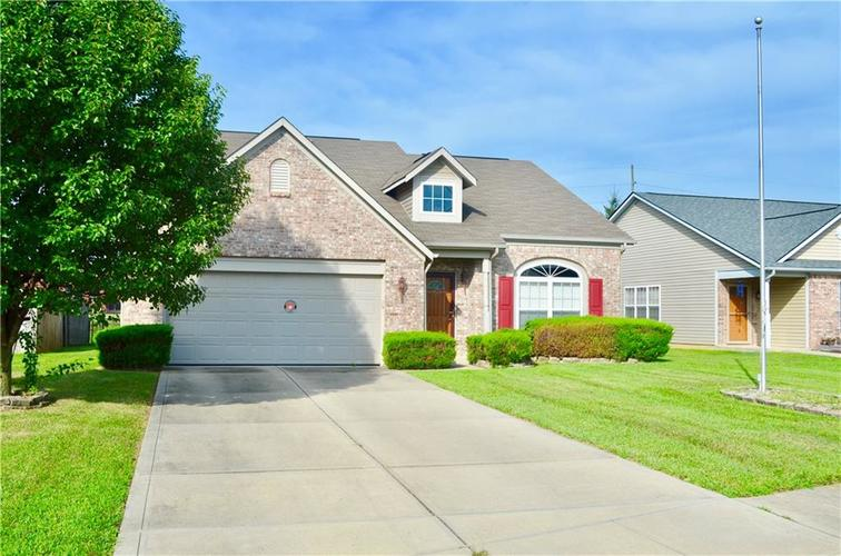 1580 Whisler Drive Greenfield, IN 46140 | MLS 21661703 | photo 1
