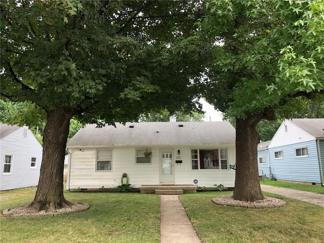 4753 N Mitchner Avenue Lawrence , IN 46226 | MLS 21661707